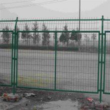 万泰体育场围网 球场栅栏 羽毛球场地隔离栅栏