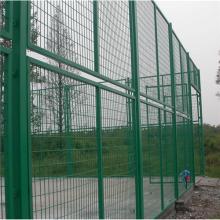 万泰公路护栏网 绿色包塑铁丝网 圈地围栏网 厂家直销
