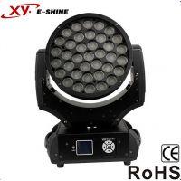 E-SHINE供应Robin600款染色灯,专业线性调光37颗调焦染色灯