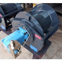 广汇液压绞车(卷扬机)单绳拉力2.5吨(GHW243-25-12-125)自制绞车森林机械专用