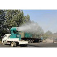 曲靖富森降尘喷雾机代理加盟,云南大功率喷工地降温雾机定制加工制造