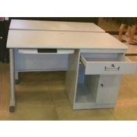 榆林信通家具钢制办公桌厂家供应办公桌电脑桌书桌写字桌