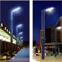 LED铝型材庭院灯 led照明灯具铸铝灯 新款杆内发光庭院灯 中山创赢照明厂