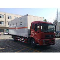求购一辆东风天锦7米6 5.9L易燃气体箱式运输车多少钱