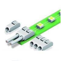 LED贴片端子丨wago2060贴片端子 照明端子 PCB板连接器-FS