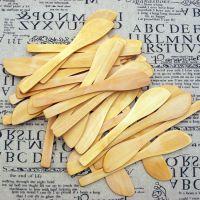 木制精品美容面膜刀包饺器西餐用具饺子刀调伴用具涂抹刀具