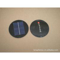 草坪灯专用太阳能板(LRZG130 电压5.5V功率1.2W)