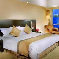 厂家定做现代板式家具 酒店客房成套家具 佛山家具批发