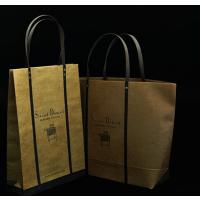 苍南酒类手提袋厂家  供应各类茶叶类纸袋厂家  温州纸类袋子生产基地