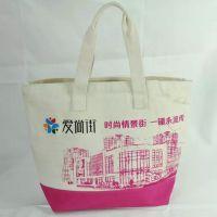 天津北京展会宣传帆布手提袋加工厂 帆布环保袋 帆布袋报价定制加工