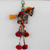 特价直销 个性创意小马挂件 时尚民族风包包挂件