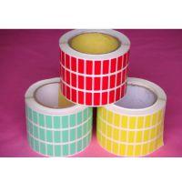 福州三明供应染色铜板不干胶标签彩色条码纸 标签纸
