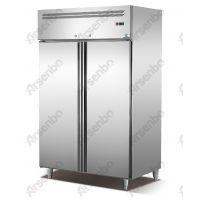 湖南仟吉连锁蛋糕店厨房冷冻柜多少钱一台? 雅绅宝厂家直销 立式两门风冷烤盘柜