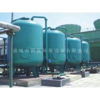 诸城润泓环保10m?/h洗衣房污水处理设备活性炭过滤器优质生产厂家