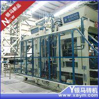 银马厂家直供透水砖机|透水砖生产厂家|透水砖机价格