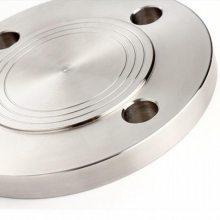 优质DN150 PN1.0MPA铝合金盲板法兰 13613178737