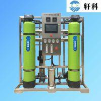 500升/H反渗透纯水设备