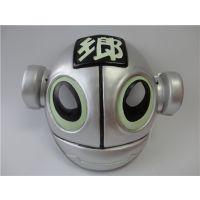 供应银色面具 动漫面具 澳大利亚面具 批发出口 厂家直销