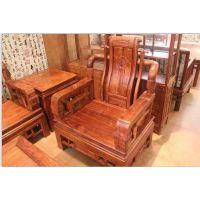 红木明式家具简约沙发哪里好属名琢世家刺猬紫檀
