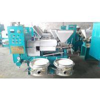 100-型螺旋榨油机 新豫星专业制造榨油机厂家