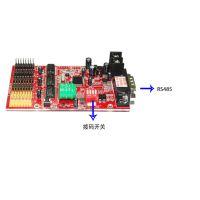 停车系统LED显示屏控制卡/动态RAM实时刷新LED显示屏