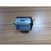 微型水气泵马达哪家好 精锐昌磁瓦碳刷真空泵 按摩器电机3035-12640电机