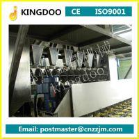 供应郑州金都品牌KFN220型3万包油炸方便面机