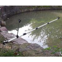 鱼竿支架 热销推荐 铝合金支架1.7米 渔具支架 鱼竿支架