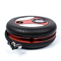 汽车充气泵12V车载迷你车用轮胎电动打气筒打气泵充气机保险礼品