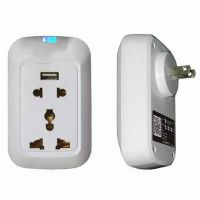 智能家居无线遥控开关插座/远程智能遥控家居遥控灯220V/开关插座