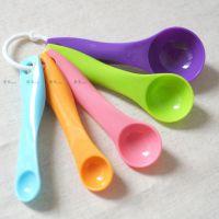 烘焙工具彩色5件套量勺优质食品级加厚出口款蛋糕工具