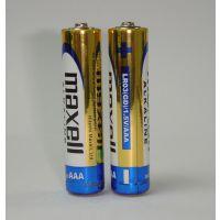 供应原装万胜maxell LR03干电池7号电池正品保证低价优惠 AAA SIZE