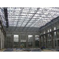 北京航天城钣铆焊厂房工程