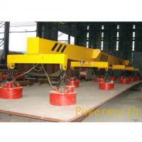 忠磁厂家现货供应MW04-22T起重电磁铁起重方便质量上乘质保一年
