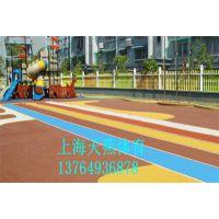 杭州塑胶地坪专业铺设sj-13mm