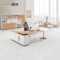 江苏思进办公家具厂家是集办公家具研发、生产、销售一体化服务的厂 可量身定制定做板式办公桌