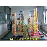 【中教高科】ZJGKHG40-煤制天然气工艺流程模拟装置