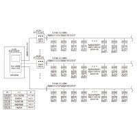 供应杭州JB-QB-LL2001防火门监控系统