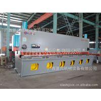 供应大型闸式剪板机机床柳州销售夏氏机械QC12Y-20×6000