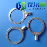 厂家供应标准非标件 接线端子 裸端头 OT6-20线耳端子 冷压端子