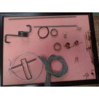 供应弹簧夹、水管夹、油管夹、卡簧、线成型弹簧、扁簧、异形簧。