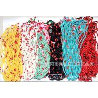 厂家低价批发供应108颗手链 仿玛瑙红珊瑚佛珠手链 五彩念珠手链