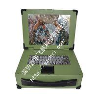 3U工业便携机工业电脑主机工控机定做机箱工业加固型笔记本鑫宇飞航