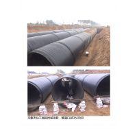 克拉管、HDPE管、高密度聚乙烯缠绕结构壁B型管、雨污管道