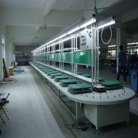 中山火炬开发区风扇检测装配生产线