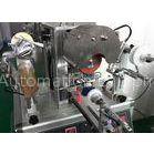 Continuous Hot Semi - Automatic Foil Stamping Machine For Anomalous Shape Plastic Cap
