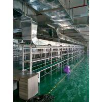供应深圳光明新区白铁通风管道,焊锡排放