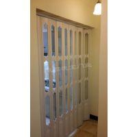 西安pvc折叠门普通型可用于厨房天然气验收豪华型阳台隔断保暖