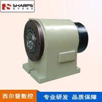 东莞西尔普分度盘SFK04-160WSV(含气动尾座)