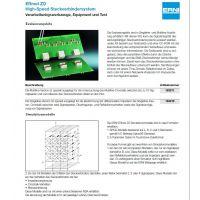 德国ERNI恩尼可测试先进的差分对连接器多线版评估套件163211